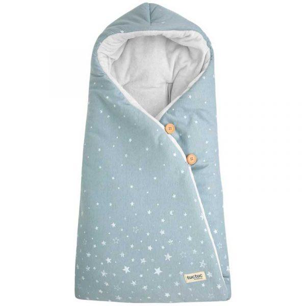 arrullo capucha constellation azul petitpraia