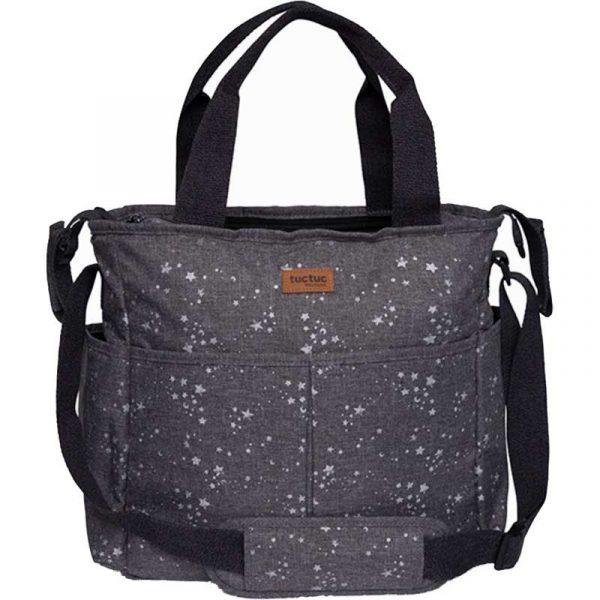 bolso cochecito constellation gris tuc tuc