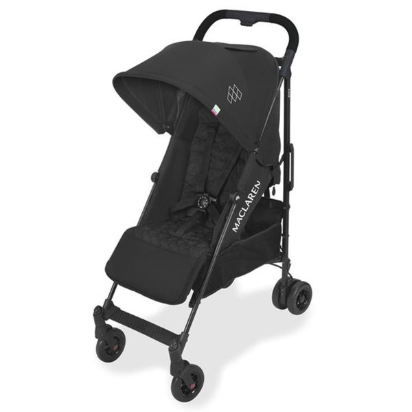 maclaren quest arc black negro silla de paseo