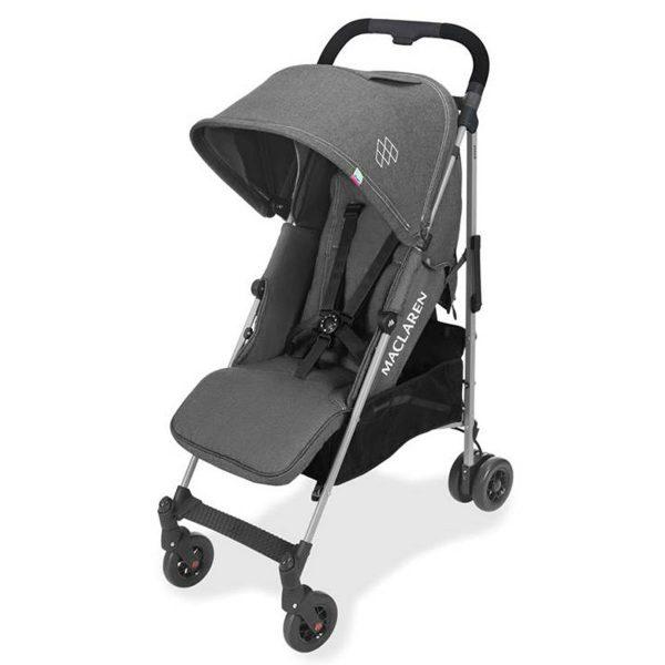 maclaren quest arc gris silla de paseo