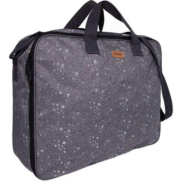 maleta viaje pop up constellation gris tuc tuc