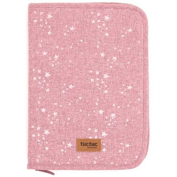 portadocumentos constelation rosa tuc tuc
