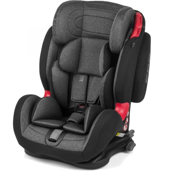 silla coche thunder isofix gris3 be cool