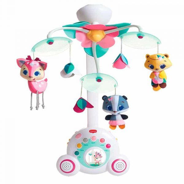 Tiny love movil soothen groove princess tale
