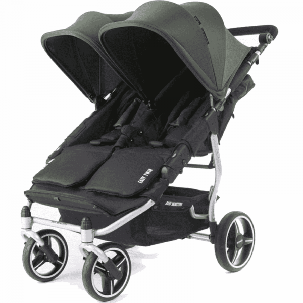 silver easy twin 3S Baby Monster Forest