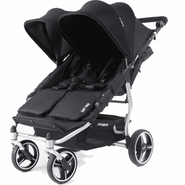 silver easy twin 3S Baby Monster Negro