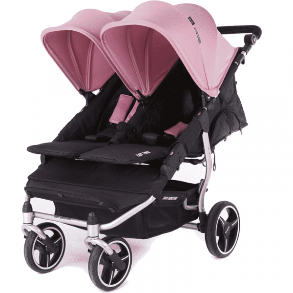 silver easy twin 3S Baby Monster Rosa
