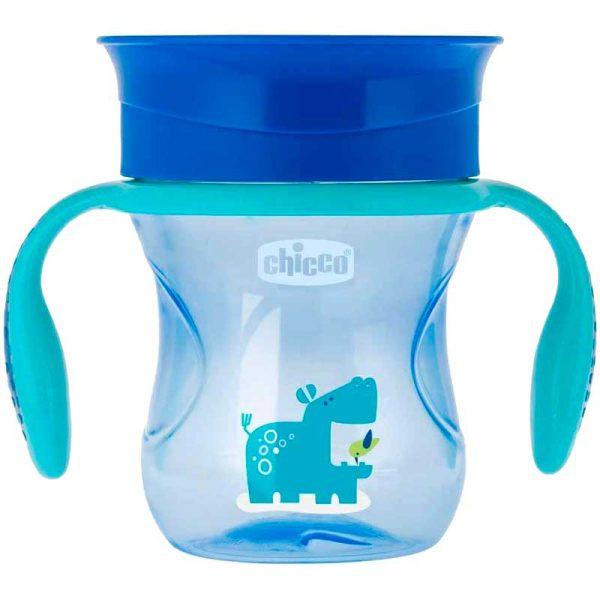 vaso evolutivo perfect azul chicco