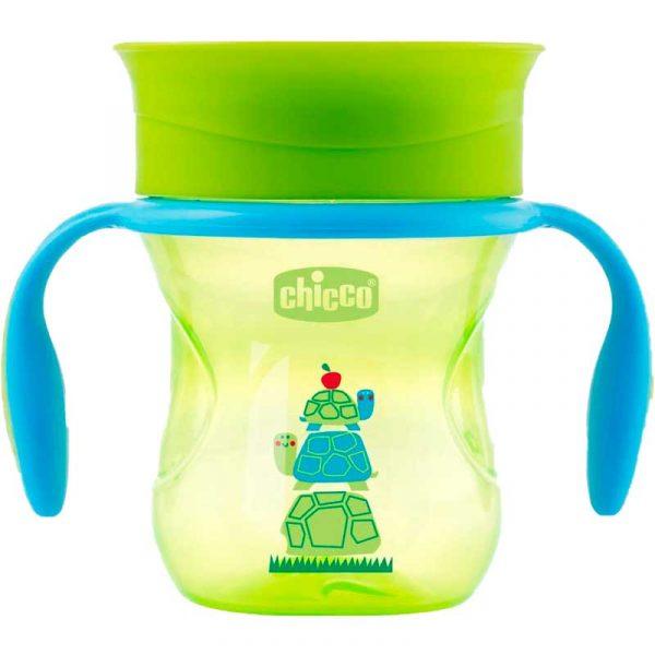 vaso evolutivo perfect verde chicco