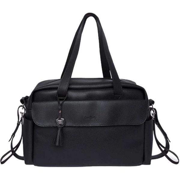 bolsa maternal polipiel negro tuc tuc