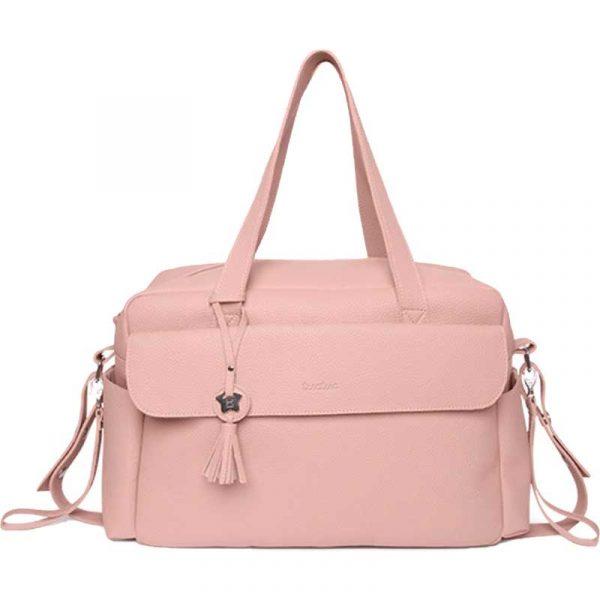 bolsa maternal polipiel rosa2 tuc tuc