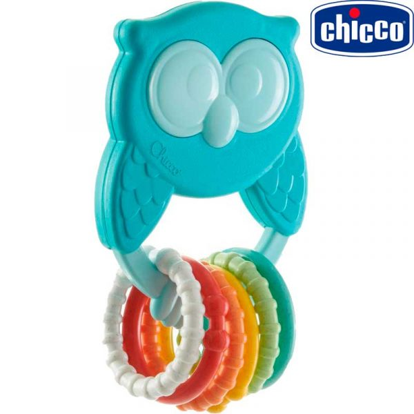 owly el buho sonajero Principal chicco