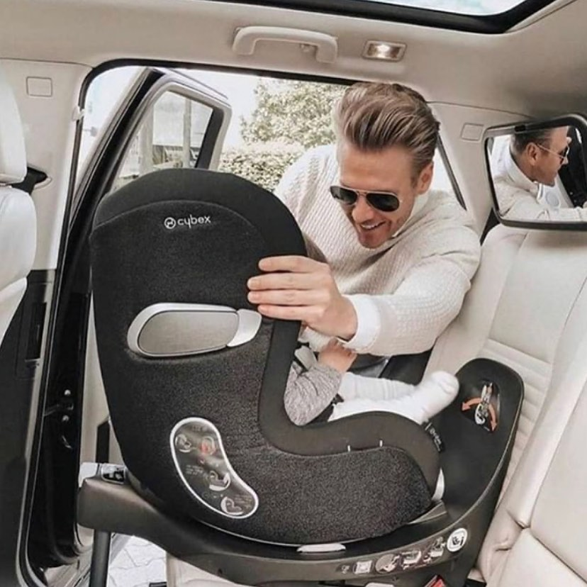 silla de coche sirona i-size de cybex